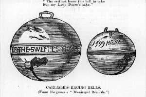 Carlisle Racing Bells picture