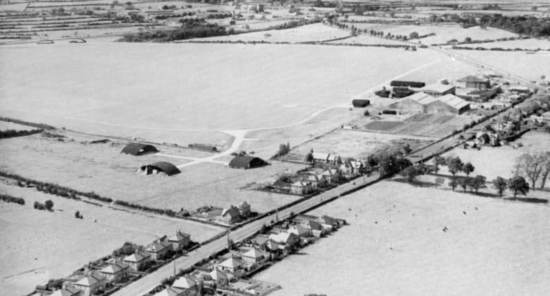 Kingstown Airfield - Welcome to Kingmoor Parish Council