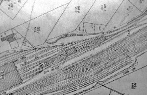 Map and plan of Kingmoor Shed